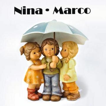 Фигурки Nina & Marco от Goebel