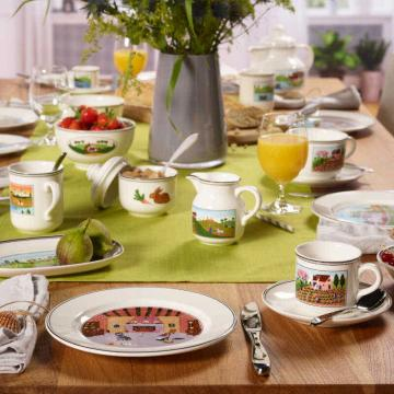 Villeroy & Boch Design Naif porcelain