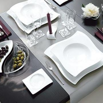 Villeroy & Boch New Wave Cutlery and Porcelain