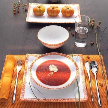 Gmundner Keramik Selektion Orange
