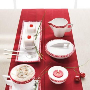 Gmundner Keramik Selektion Rubinrot
