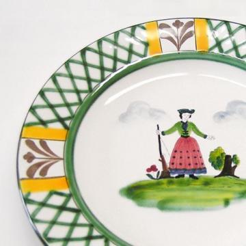 Gmundner Keramik Jagd