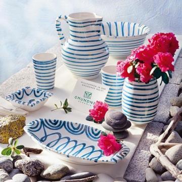 Gmundner Keramik Blaugeflammt