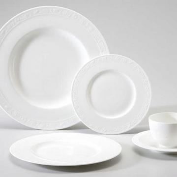Villeroy & Boch White Pearl Porcelain