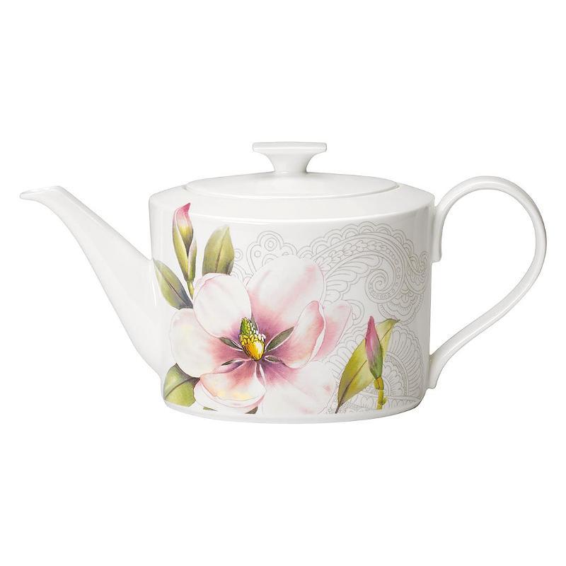 Villeroy & Boch Quinsai Garden Teekanne 6 Personen 1,20 L | Küche und Esszimmer > Kaffee und Tee > Teekocher | Villeroy & Boch