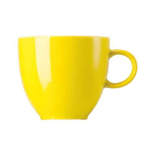 Thomas Sunny Day Neon Yellow Espresso-/Mokka-Obertasse 0,08 L | Küche und Esszimmer > Besteck und Geschirr | Thomas
