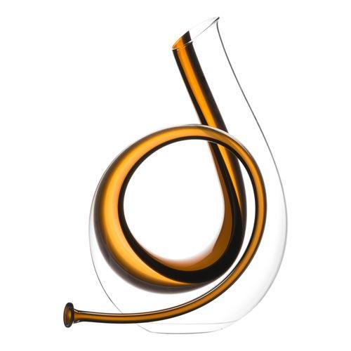Riedel Glas Dekanter Horn 2500 ccm | Küche und Esszimmer > Besteck und Geschirr > Karaffen | Glas | Riedel