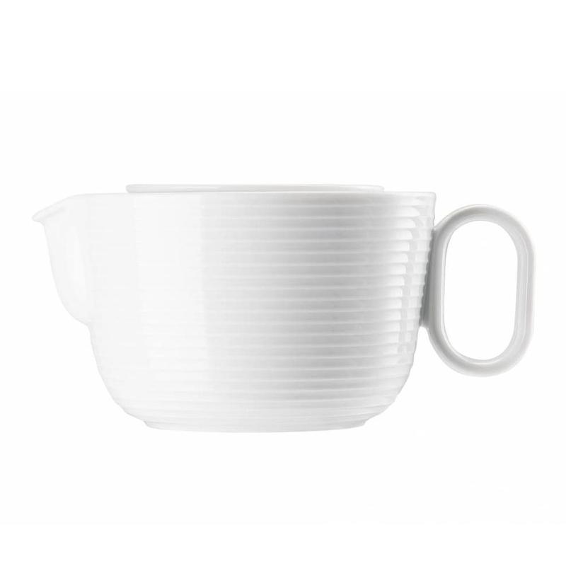 Thomas ONO weiss Teekanne 0,80 L   Küche und Esszimmer > Kaffee und Tee   Weiss   Thomas