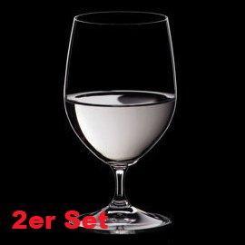 Riedel Gläser Vinum Wasser 2er Set | Küche und Esszimmer > Besteck und Geschirr | Riedel