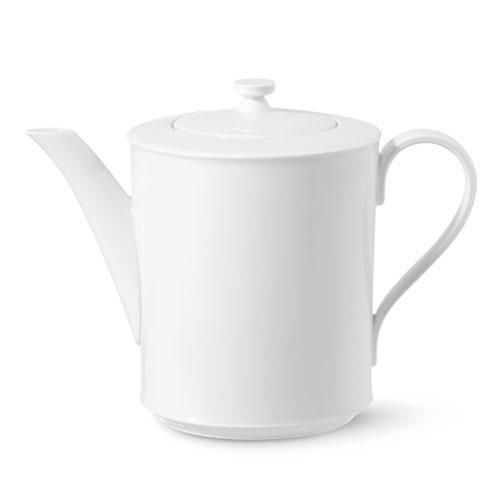 KPM Urania weiß Kaffeekanne 1,10 l | Küche und Esszimmer > Besteck und Geschirr > Kannen und Wasserkessel | Weiß | KPM Berlin