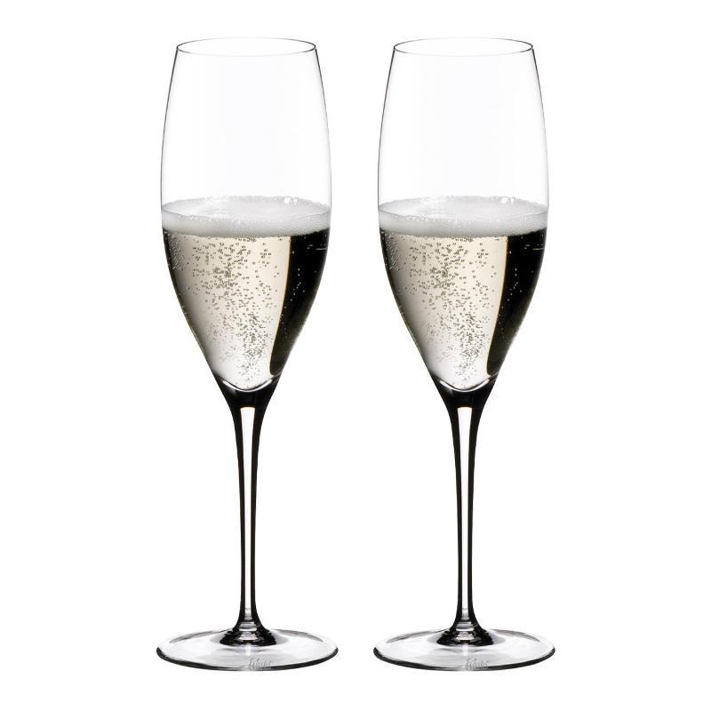 Riedel Gläser Sommeliers Jubiläumsset - 260 Jahre Riedel Jahrgangschampagner Glas 2er Set   Küche und Esszimmer > Besteck und Geschirr > Gläser   Riedel