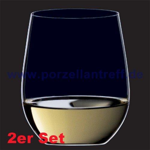 Riedel Gläser O Viognier / Chardonnay 2er Set   Küche und Esszimmer > Besteck und Geschirr > Gläser   Riedel