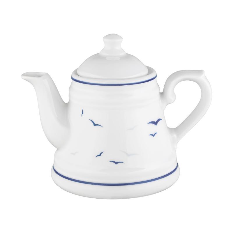 Königlich Tettau Worpswede 04164 Rügen Teekanne lll 0,42 L   Küche und Esszimmer > Kaffee und Tee   Tettau