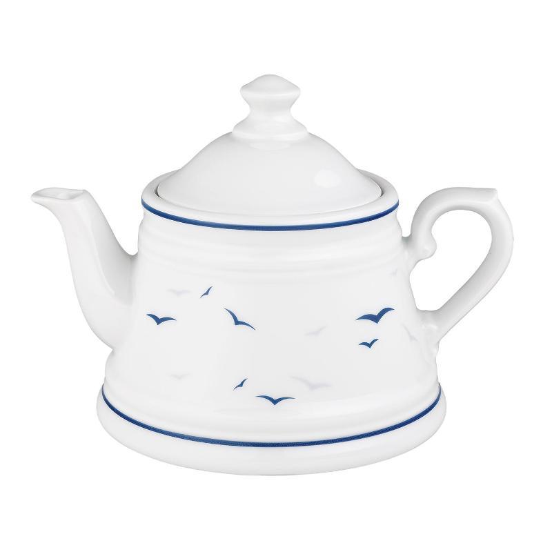 Königlich Tettau Worpswede 04164 Rügen Teekanne ll 0,65 L | Küche und Esszimmer > Kaffee und Tee > Teekocher | Tettau