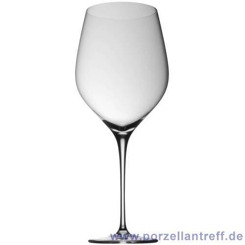 Rosenthal Gläser Fuga Rotwein Bordeaux Grand Cru im Geschenkkarton 860 ccm / 266 mm