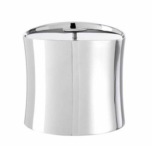 Sambonet Bamboo - Edelstahl 18/10 Eisbehälter isoliert,mit Deckel 14 cm   Küche und Esszimmer > Bar-Möbel   Sambonet