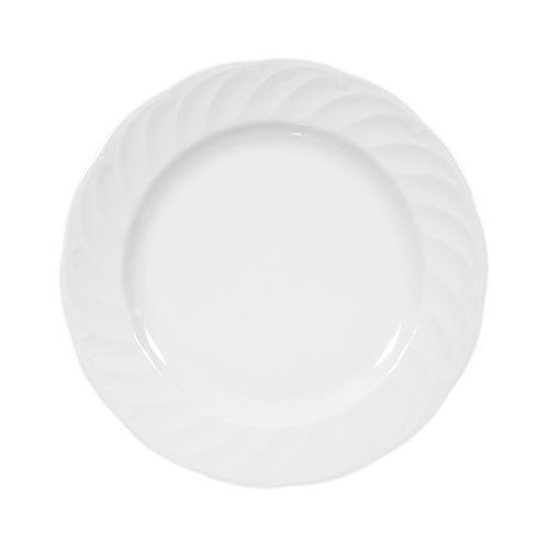 Seltmann Weiden Leonore Weiss Teller flach 30 cm | Küche und Esszimmer > Besteck und Geschirr > Geschirr | Weiss | Seltmann Weiden