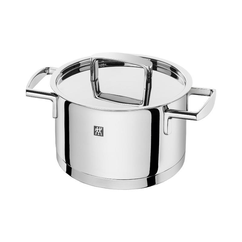Zwilling Kochgeschirr Passion Kochtopf d: 16 cm / 2,0 L | Küche und Esszimmer > Kochen und Backen > Töpfe | Zwilling