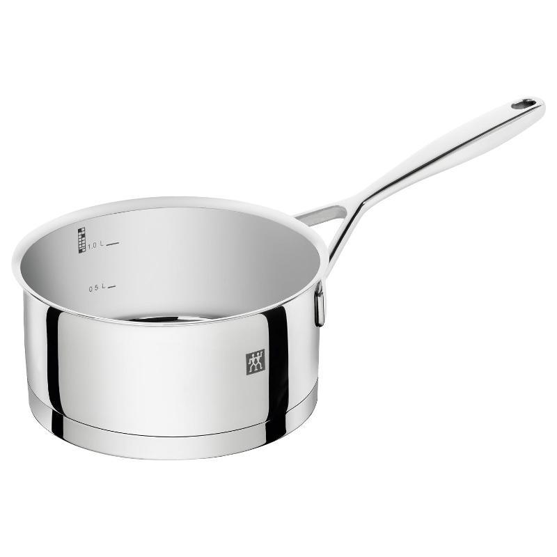 Zwilling Kochgeschirr Passion Stieltopf ohne Deckel d: 16 cm / 1,5 L   Küche und Esszimmer > Kochen und Backen   Zwilling