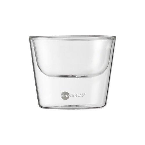 Jenaer Glas Gourmet Food & Drinks - Hot n Cool Schale Primo 2er Set 100 ml / h: 63 mm
