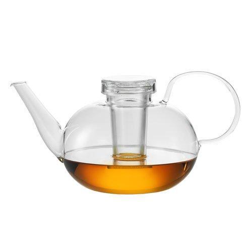 Jenaer Glas Edition Wilhelm Wagenfeld Teekanne mit Deckel und Filter 1,5 L | Küche und Esszimmer > Kaffee und Tee > Teekocher | Jenaer Glas