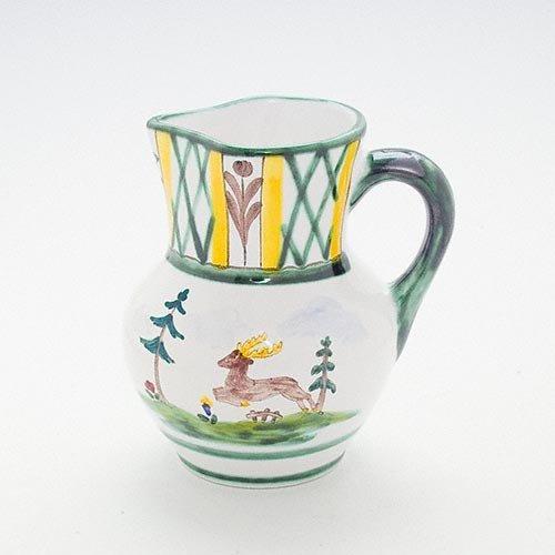 Gmundner Keramik Jagd Krug Wiener Form 0,5 l | Küche und Esszimmer > Besteck und Geschirr > Karaffen | Gmundner Keramik