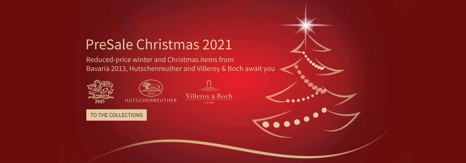 PreSale Weihnachten 2021